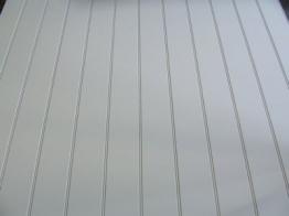 Primed Short Grooved Mdf Panel 9mm X 2440mm X 1220mm