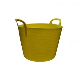 Strata Builders Tub Yellow 40l