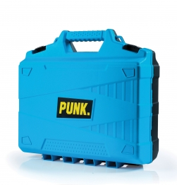 Punk Durable Screw Carry Case