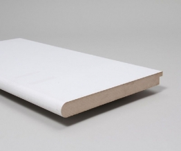Mdf Window Board Primed 25mm X 294mm X 3.66m