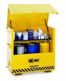 Van Vault Chem Store Box