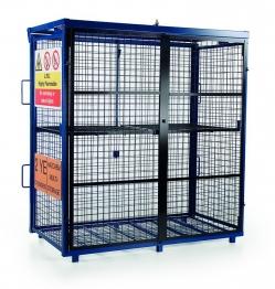 Van Vault Fold-away Gas Cage