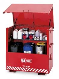 Van Vault Fire Store Box
