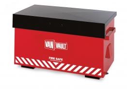 Van Vault Fire Safe Store Box