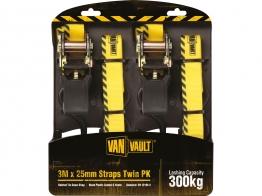 Van Vault Straps Twin Pack