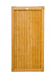 Timber Gate Close Board Dip Treated 1815mm X 914mm