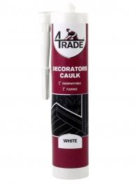 4trade Smooth Versatile Decorators Caulk