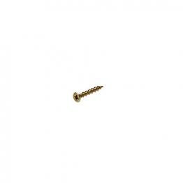 Bullet 4.0 X 30mm Gold Wood Screw (200)