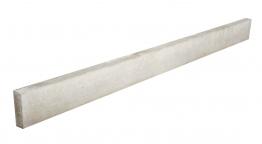 Supreme Concrete Smooth Gravel Board 6in