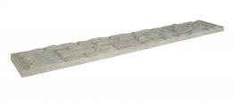 Supreme Concrete Rough Faced Gravel Board 12in