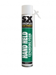 Sx Trade Strength Hand Held Expanding Foam 500 Ml