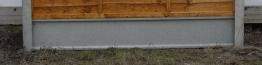 Concrete Gravel Board Recessed 50mm X 300mm X 1830mm