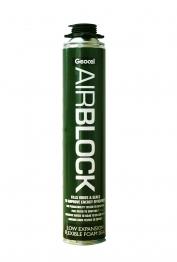 Geocel Polyurethane Airblock Flexible Foam 750ml