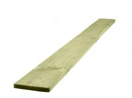 Gravel Board Treated Green 22mm X 150mm X 3m