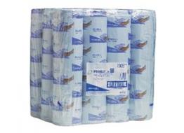 Wypall L30 7305 Wipes 2ply Blue Roll 100 Sheet 380mm X 240mm