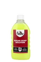 4trade Sugar Soap Solution 500ml