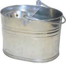 Do-all Mop Bucket Domestic 2 Gallon