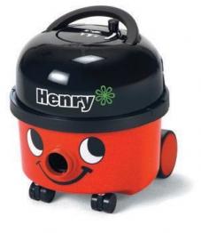 Numatic Henry Vacuum Cleaner Red Black 240v Hvr200