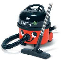 Numatic Henry Vacuum Cleaner Red Black 110v Hvr200