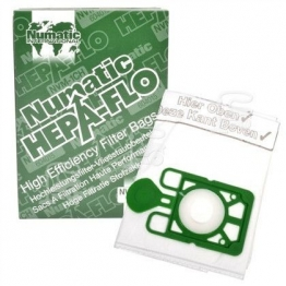 Numatic Henry Vacuum Cleaner Filter Bags (pack Of 10)