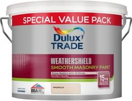 Dulux Smooth Masonry Paint Magnolia 7.5l