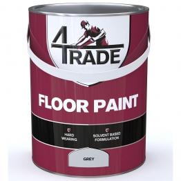 4trade Floor Paint Slate Grey 5l