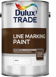 Dulux Line Marking Paint White 5l