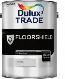 Dulux Floorshield Ash Grey 5l