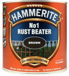 Hammerite No.1 Rustbeater Dark Brown 2.5l
