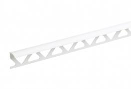 Homelux Tile Trim White 6mm X 2440mm