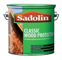 Sadolin Classic Wood Protection Ebony 20l