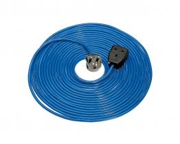Defender Extension Lead Blue Arctic 14m X 1.5 X 240v E85222