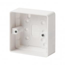 Mk Pattress Box 1 Gang 30mm