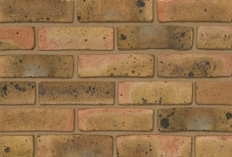 Ibstock Brick Coleridge Yellow Multi