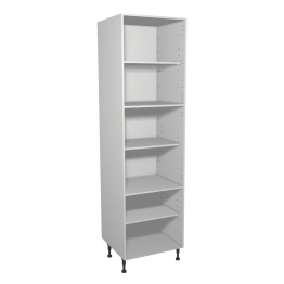 White Larder / Appliance Tower 600mm