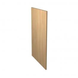 Tp Oakmont/tulsa Natural Oak Effect Decor Base Panel 18mm