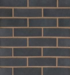 Terca Brick Kingsbury Class B Blue Solid 73mm