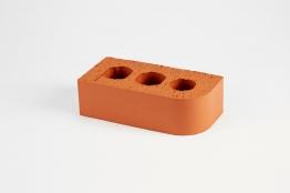 Terca Brick Red Single Bullnosed Bn1.2