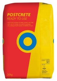 Blue Circle Ready To Use Postcrete 20kg