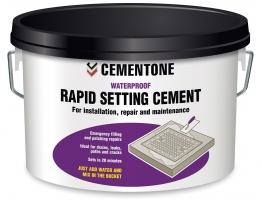 Cementone Rapid Set Cement 2.5kg