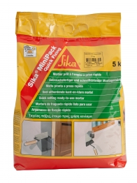 Sika Quick Fixing Mortar 5kg Minipack