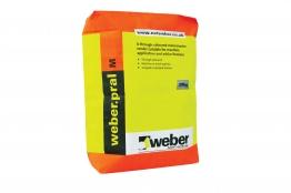 Weber.pral M Monocouche Chalk 25kg
