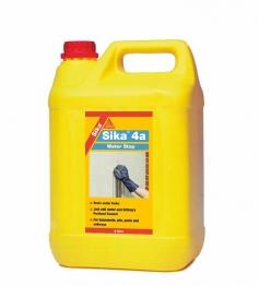 Sika 4a Waterstop Leak Sealing Admixture 5l