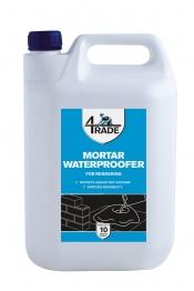 4trade Mortar Waterproofer 5l