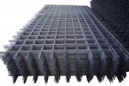 Rom Concrete Reinforcement Steel Fabric A393 4.8m X 2.4m