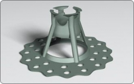 Rom Reinforcement Grade Plate Spacer Gp4050