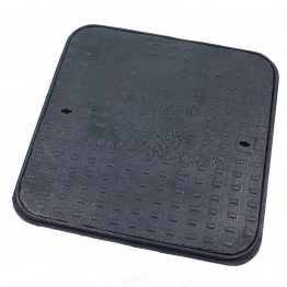 Clark-drain Manhole Cover And Frame Cast Iron 600mm X 600mm