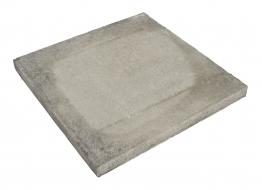 Bss Pressed Concrete Slab Natural 600mm X 600mm X 50mm