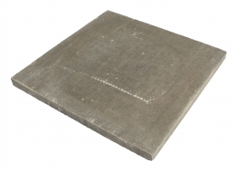 Bss Pressed Concrete Slab Natural 600mm X 600mm X 38mm