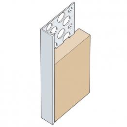 Expamet White Plastic Stop Bead 13mm X 2.5m